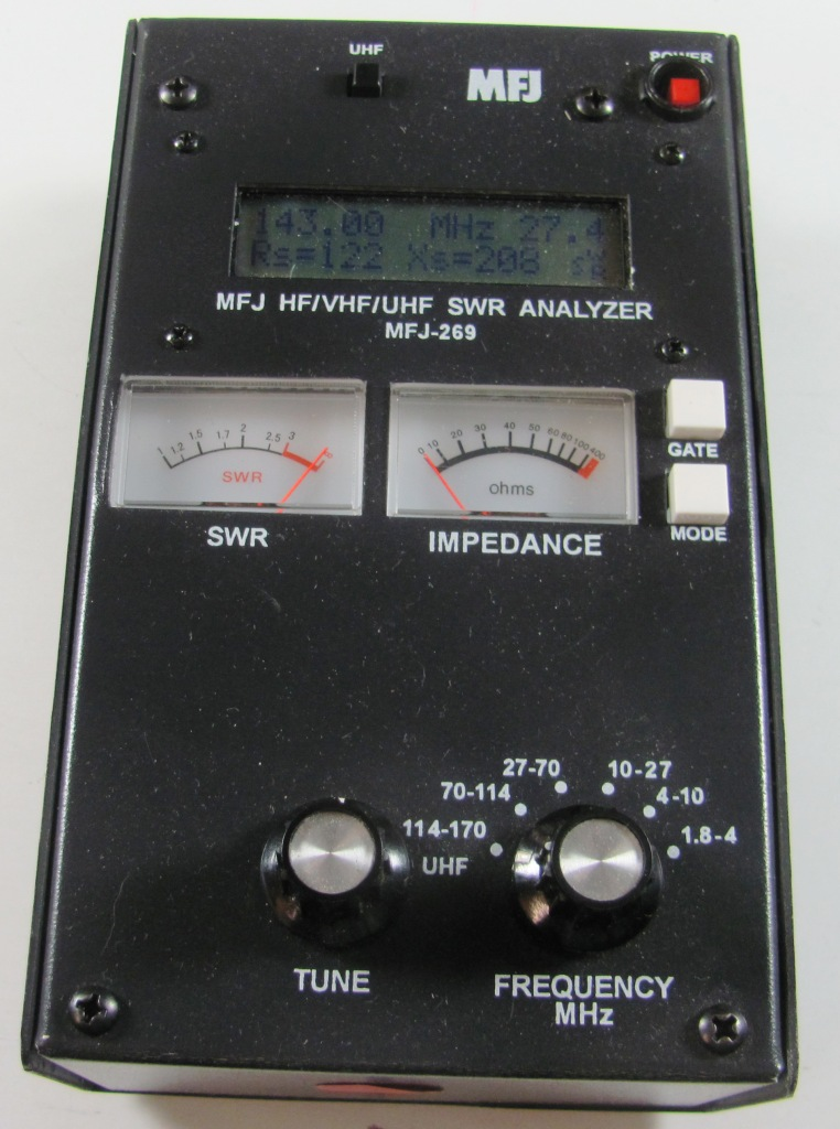 Antennenanalyzer MFJ-269