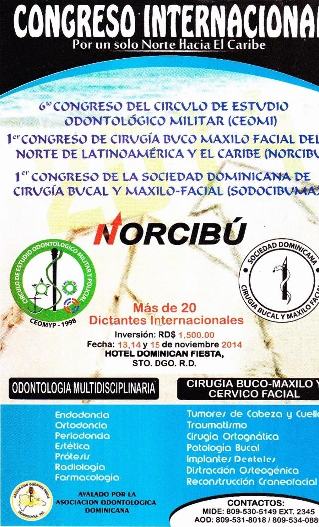 1er Congreso SODOCIBUMAX