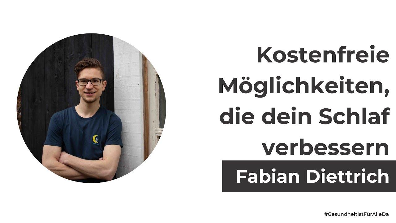 Fabian Diettrich - Schlafonaut