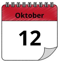 Kalender zücken!