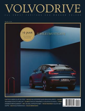 Volvo drive magazine