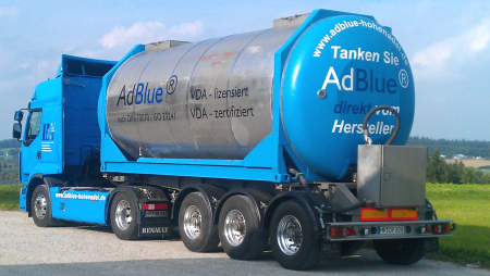 B.Hohenadel GmbH, Adblue Hersteller.