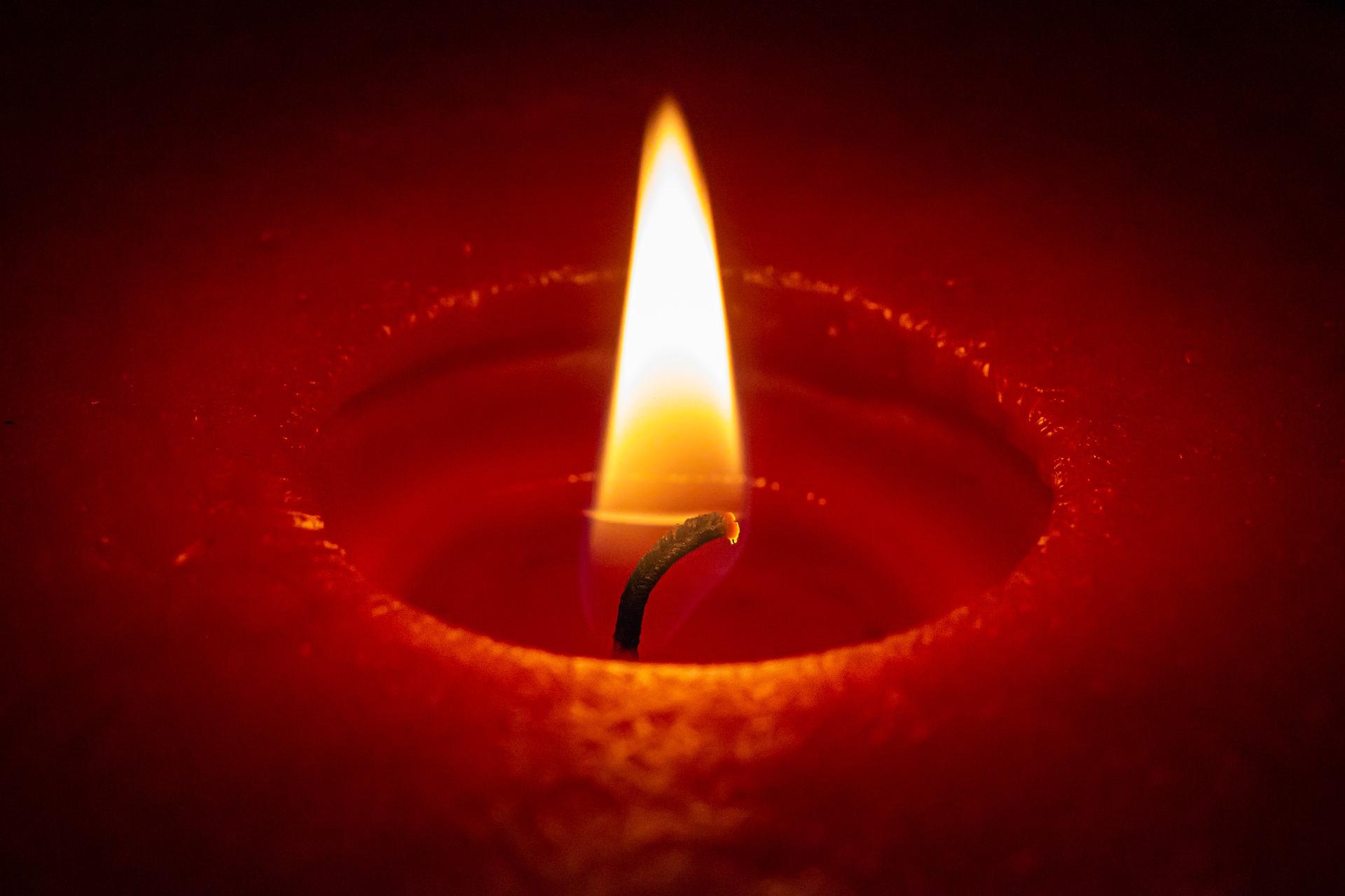 Für Sternenkindmamas - Worldwide Candle Lighting