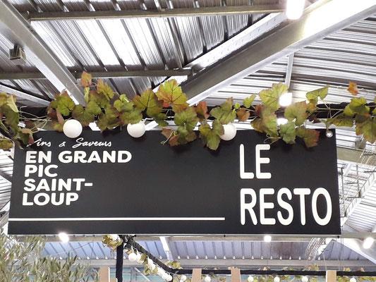 Restaurant Foire de Montpellier - Décor Zé Âme
