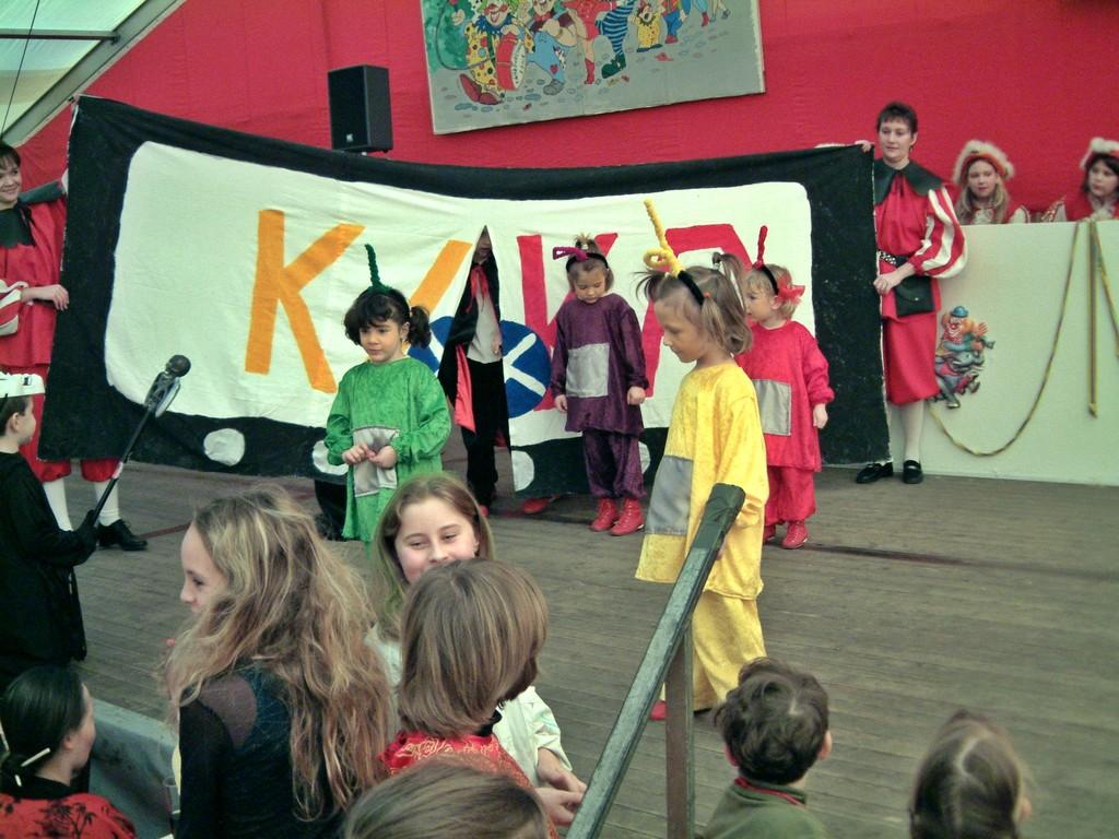 """Unser erster Schautanz """"KiKa-Tanz"""""""