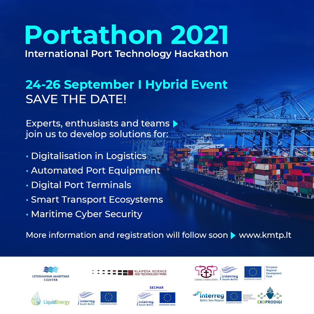 PORTATHON 2021 HACKATHON: A STRONG COMEBACK WITH NEW PARTNERS