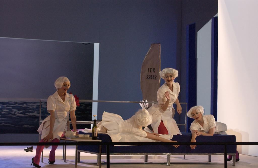 Melanto, Grand Théâtre de Genève