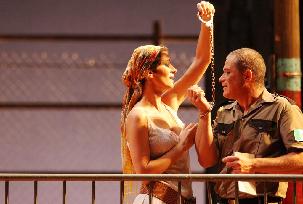 Carmen, Opéra national de Bordeaux