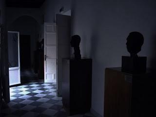 Pasillo del segundo piso
