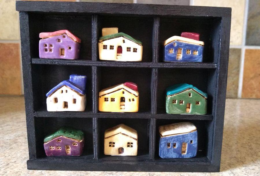 Minis $9 each