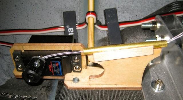 EZF-Bremsservo (Detail)
