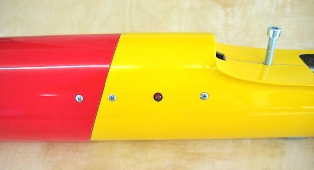 Rumpfbereich mit DPSI Micro RV, DualBat, 5,9V