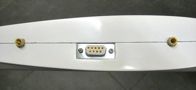 RC.Stecker Rumpfseitig (Sub-D)
