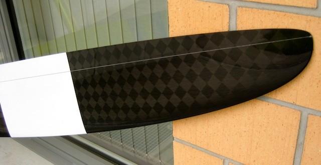 Detail Flügelunterseite