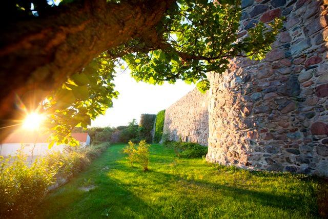 Stadtmauer Templin (Foto: Paul Hahn)