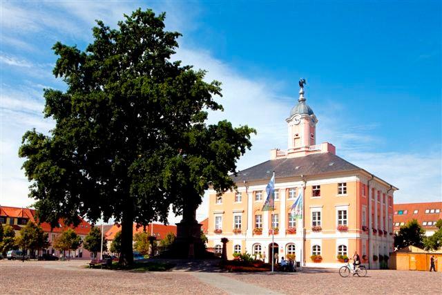 Historisches Rathaus Templin (Foto: Paul Hahn)