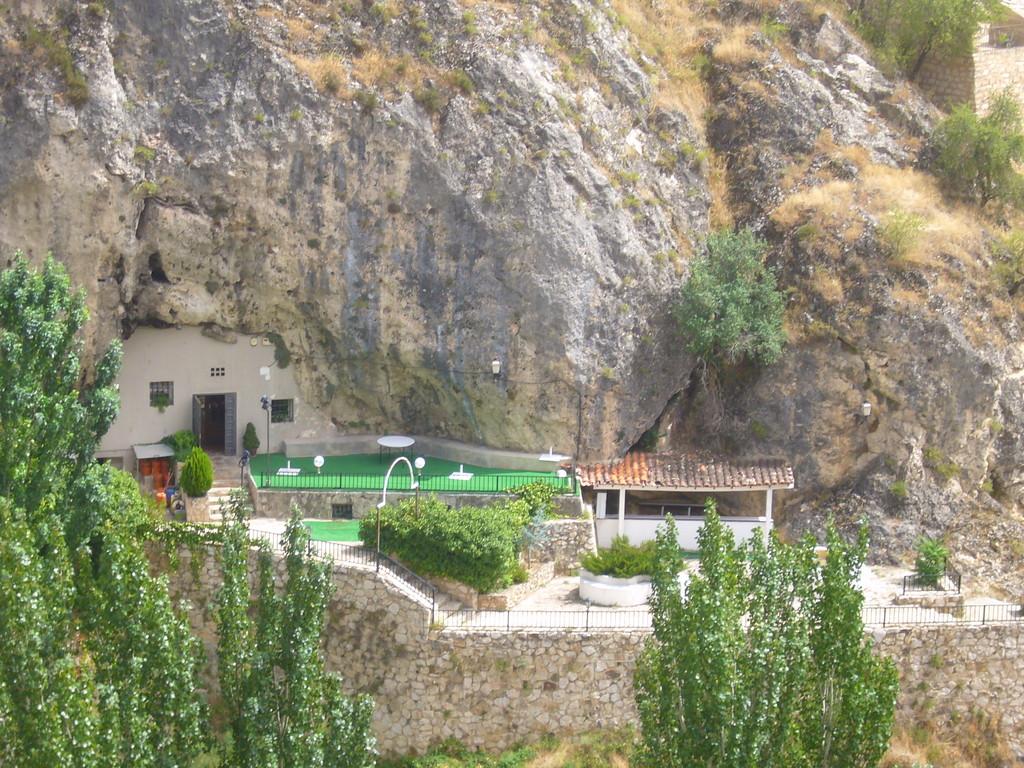 Restaurant dans la montagne