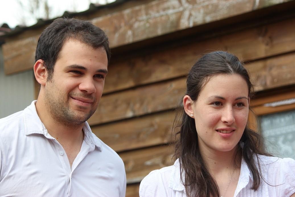 Guillaume et Aurélie
