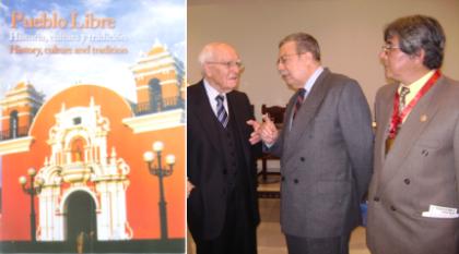 José De La Puente, Gonzalo Bulnes y Alfredo Sosa 12-10-2009
