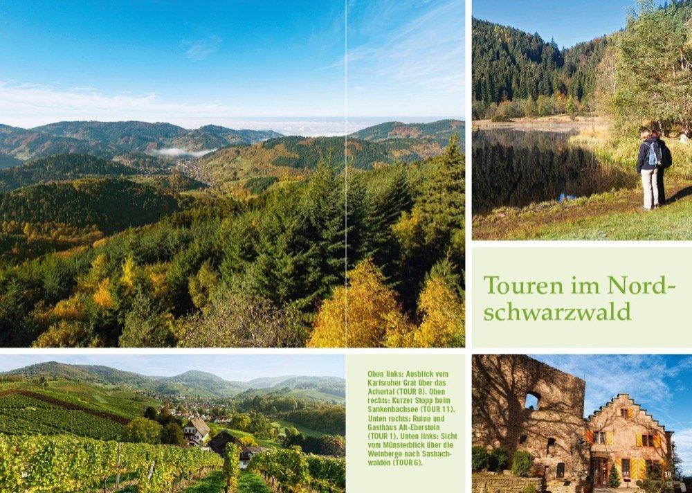 Genusswandern im Schwarzwald - Nordschwarzwald