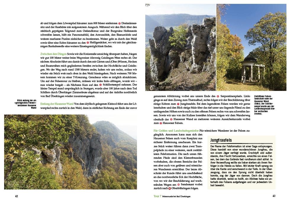 Mystische Pfade Schwäbische Alb | Felsenrunde