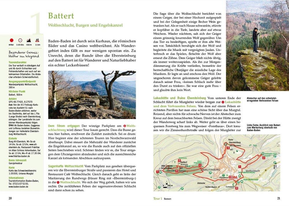 Genusswandern im Schwarzwald - Auf den Batter