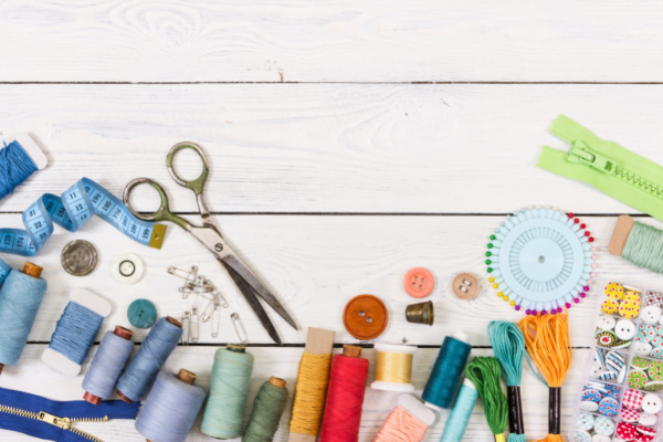 Appel à dons: recherche de matériel de couture