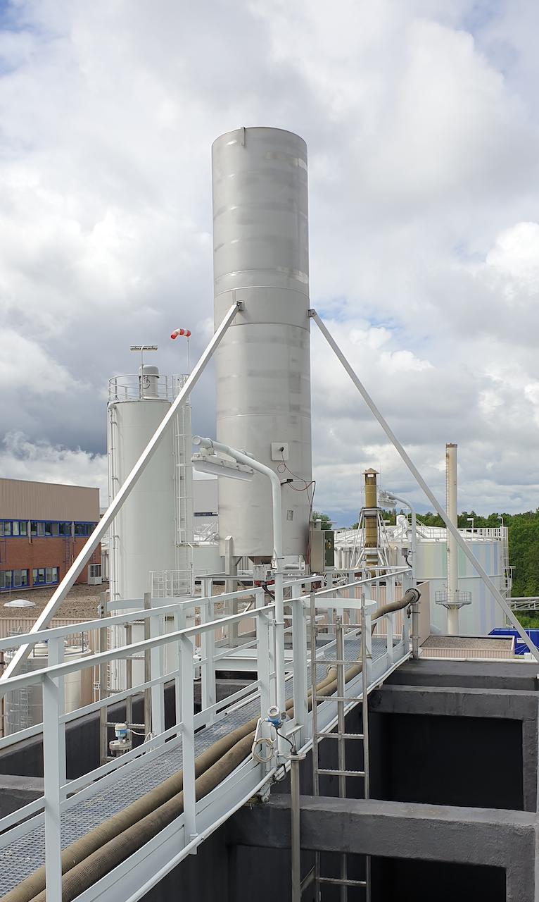 Antorchas para biogas - combustion de biogas - biodigestores