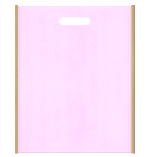 不織布小判抜き袋 2137のメインカラーとサブカラーの色反転