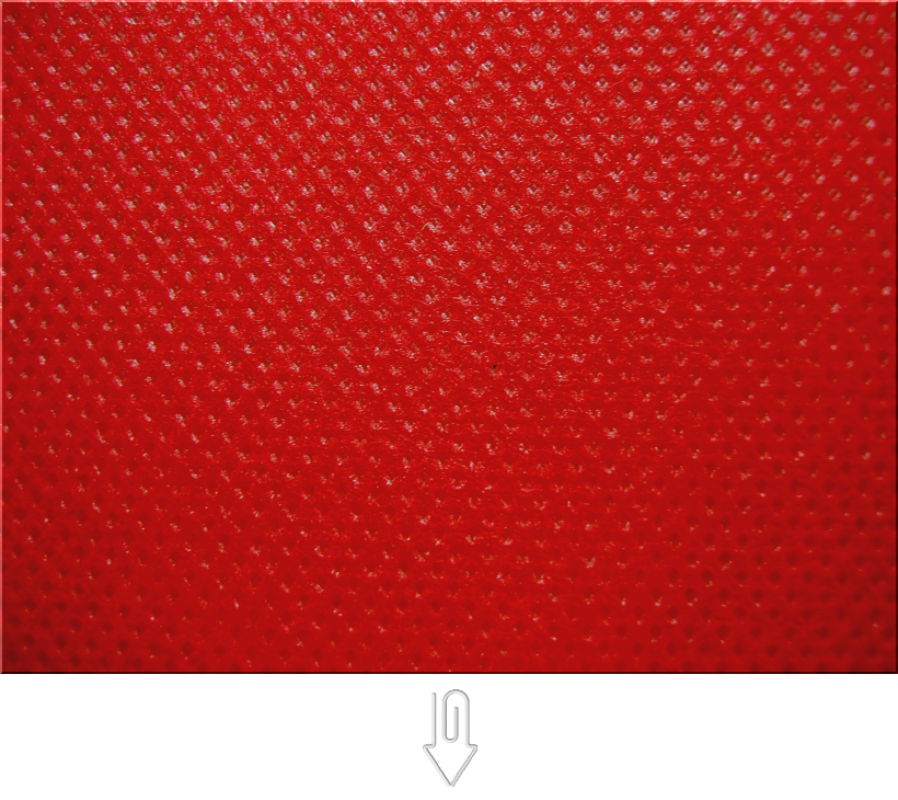 不織布バッグオリジナル制作用カラー:紅色