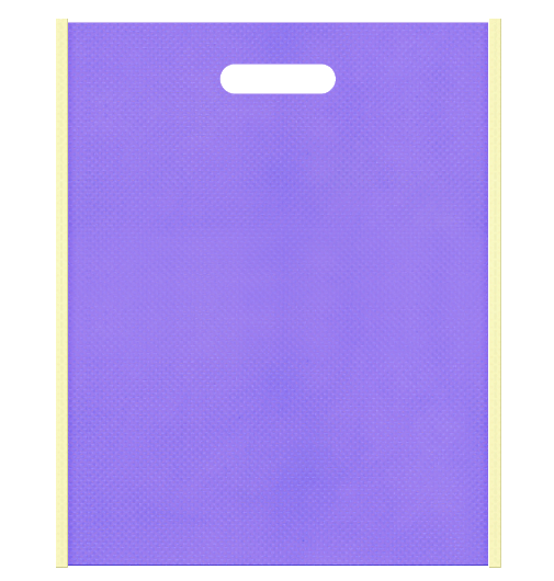 不織布小判抜き袋 1332のメインカラーとサブカラーの色反転