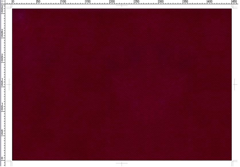 A3不織布バッグ:エンジ色(品番:A3-WR)の印刷版用テンプレート