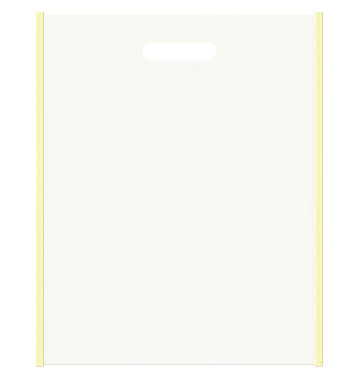不織布小判抜き袋 1312のメインカラーとサブカラーの色反転