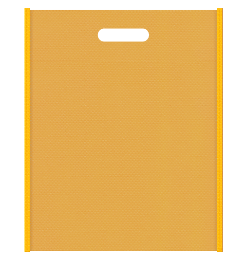 不織布小判抜き袋 0436のメインカラーとサブカラーの色反転