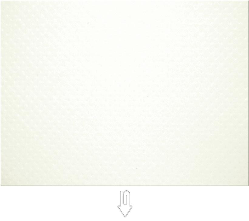 オフホワイト色の不織布バッグ制作用生地カラー:不織布No.12