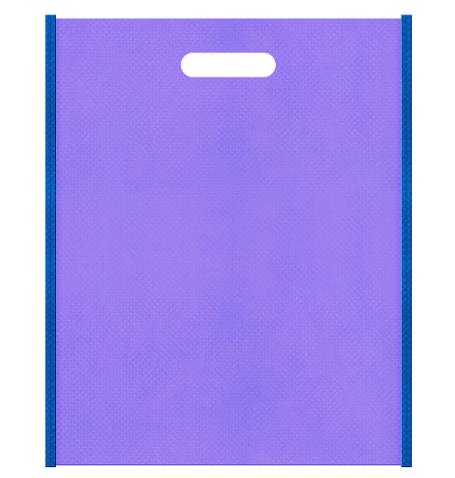 不織布小判抜き袋 本体不織布カラーNo.32 バイアス不織布カラーNo.22
