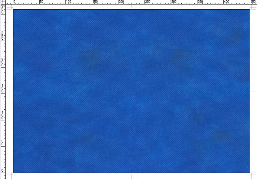 A3不織布バッグ:青色(品番:A3-SB)の印刷版用テンプレート