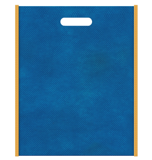 不織布小判抜き袋 3628のメインカラーとサブカラーの色反転
