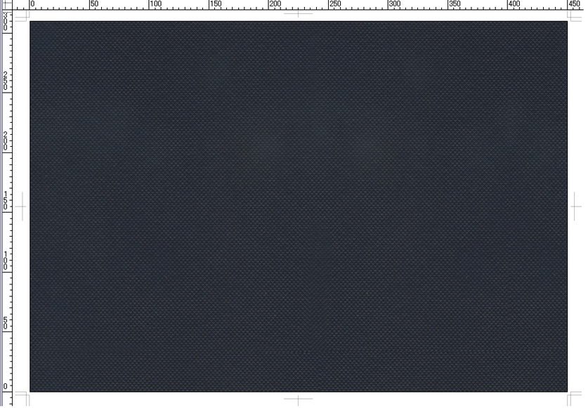 A3不織布バッグ:紺色(品番:A3-NV)の印刷版用テンプレート