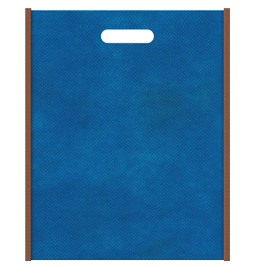 不織布小判抜き袋 0728のメインカラーとサブカラーの色反転