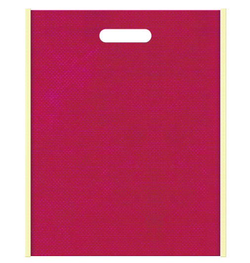 不織布小判抜き袋 1339のメインカラーとサブカラーの色反転