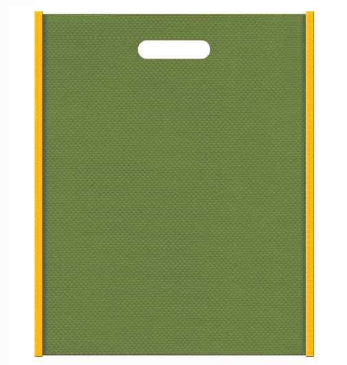 不織布小判抜き袋 0434のメインカラーとサブカラーの色反転