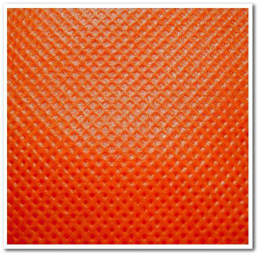 不織布カラー:オレンジ