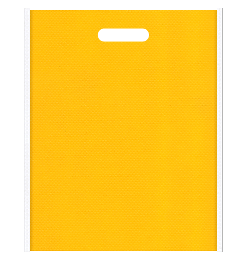 不織布小判抜き袋 1504のメインカラーとサブカラーの色反転