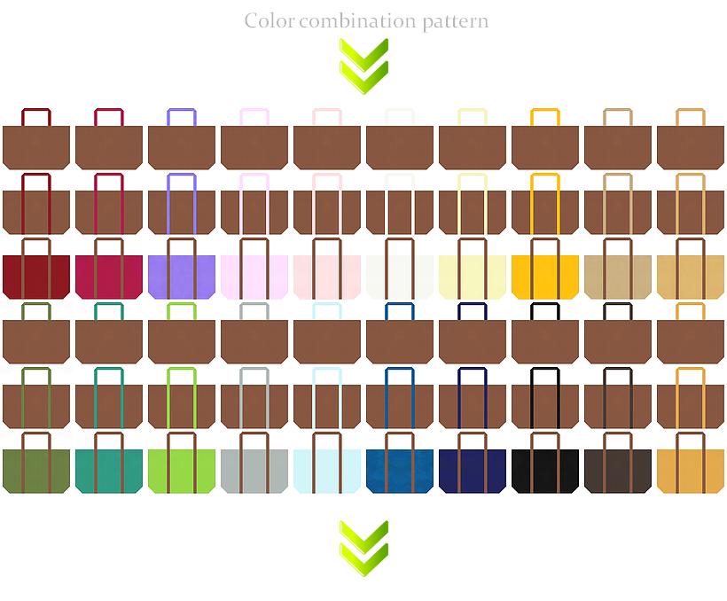 茶色の不織布ショッピングバッグのフリー素材:秋冬・暖房・住宅・DIY・ペット・園芸・食品にお奨め