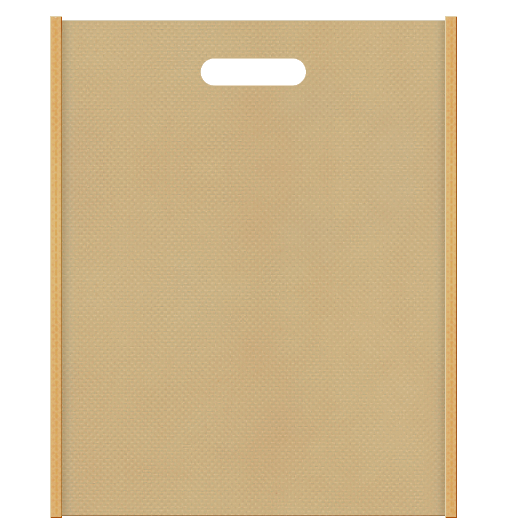 不織布小判抜き袋 0821のメインカラーとサブカラーの色反転