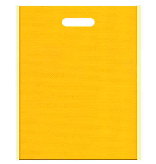 不織布小判抜き袋 1304のメインカラーとサブカラーの色反転