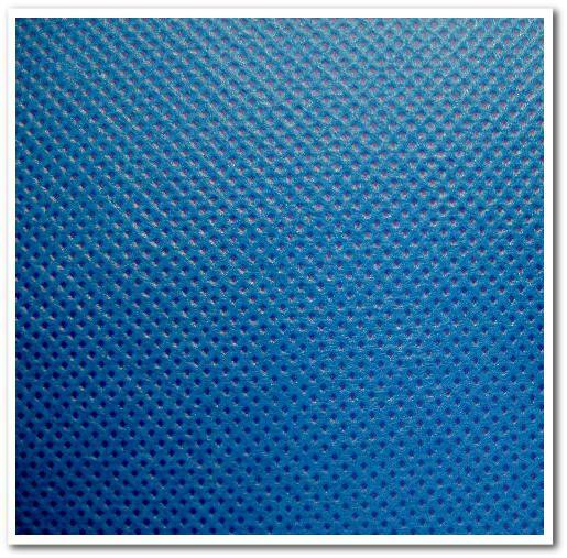 不織布カラー:スカイブルー