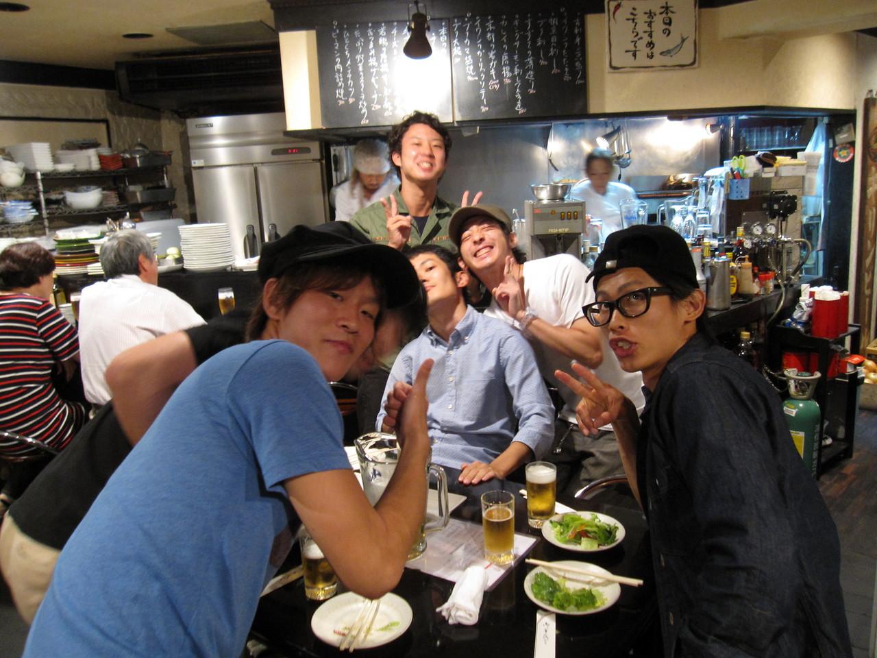 今井ゼミの男たち☆