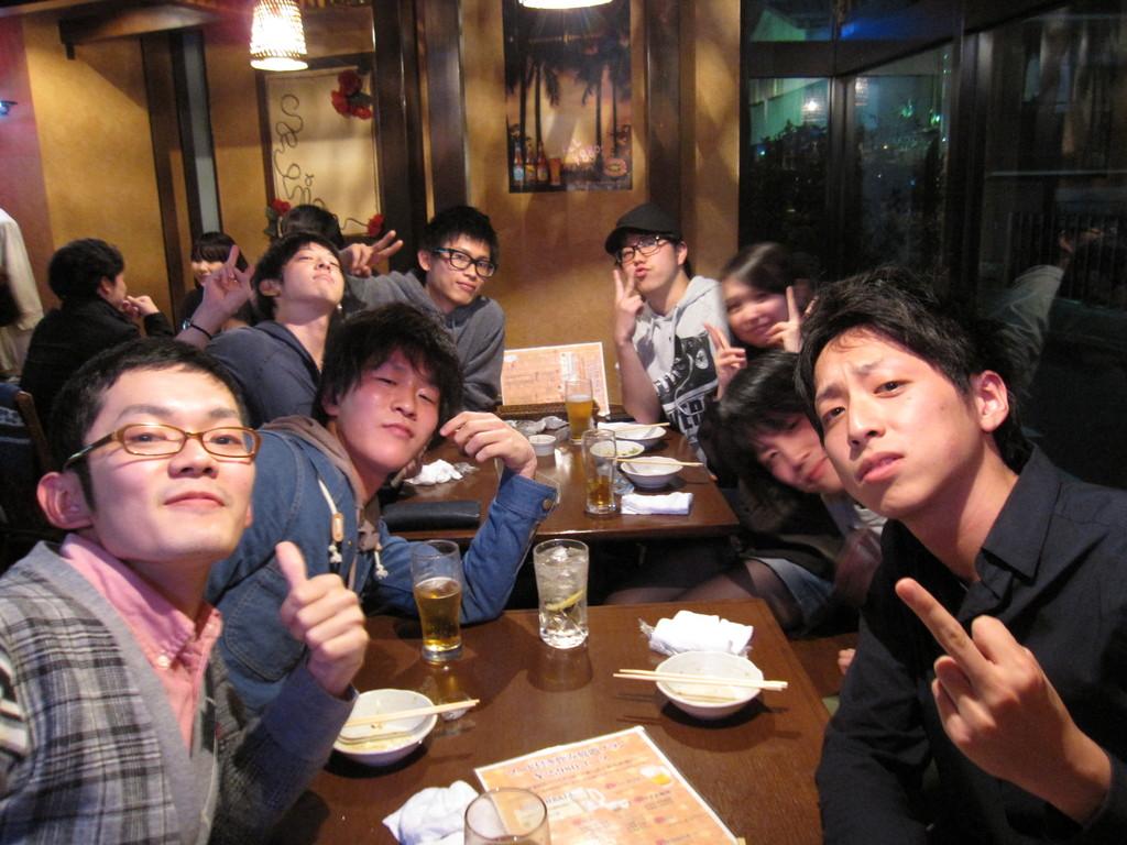 テーブル写真①☆